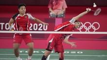 2 Rekor Greysia/Apriyani Usai ke Final Olimpiade Tokyo
