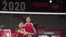 Perjalanan Greysia/Apriyani ke Final Olimpiade Tokyo