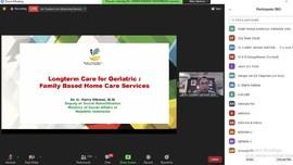 Kemensos Perkuat Pelayanan Sosial untuk Penuhi Hak Lansia