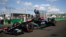 Hasil F1 GP Rusia: Hamilton Menang, Verstappen Kedua