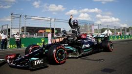 Kualifikasi F1 GP Hungaria: Hamilton Pole, Verstappen ke-3