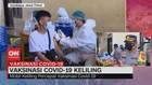 VIDEO: Vaksinasi Covid-19 Keliling