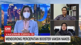 VIDEO: Mendorong Percepatan Vaksin Booster Nakes