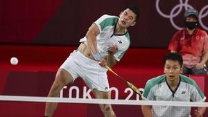 Lee/Wang Rebut Emas Ganda Putra Olimpiade Tokyo 2020