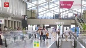 VIDEO: Jepang Perpanjang Darurat Covid saat Olimpiade Tokyo