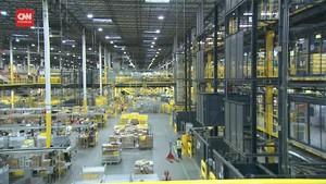 VIDEO: Dugaan Pelanggaran Data, Amazon Didenda 746 Juta Euro
