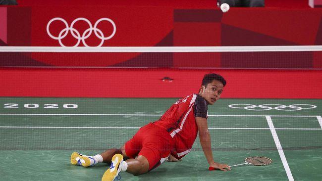 Legenda tunggal putra Indonesia Hariyanto Arbi optimistis Anthony Sinisuka Ginting bakal meraih medali perunggu dari Olimpiade Tokyo 2020.