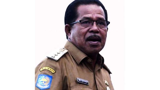 Pihak RSUP Leimena menegaskan Bupati Seram Bagian Barat, Maluku Muhammad Yasin Payapo meninggal dunia di rumahnya, dan bukan di rumah sakit.