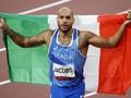 Lamont Jacobs Raih Emas 100 Meter Putra di Olimpiade Tokyo