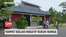 VIDEO: Tempat Isolasi Inisiatif Rukun Warga