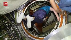 VIDEO: Roscosmos Rilis Video Perdana dari Modul Nauka