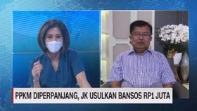 VIDEO: JK Usul Bansos Rp 1 Juta