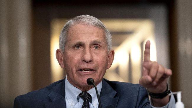 Penasihat Presiden Joe Biden urusan Covid, Anthony Fauci, mengatakan AS kemungkinan tak akan kembali lockdown meski infeksi corona varian Delta kian parah.