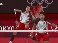 Susunan Pemain Indonesia vs Kanada di Piala Sudirman 2021