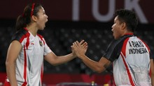 Indonesia ke Perempat Final Piala Sudirman 2021