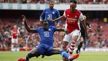 FOTO: Bellerin Blunder, Chelsea Tekuk Arsenal
