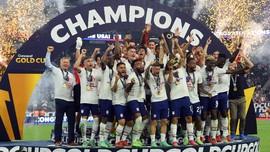Timnas Amerika Serikat Juara Gold Cup 2021