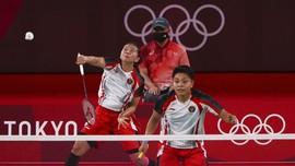 Netizen Riuh Politikus Pasang Foto Lebih Besar dari Atlet RI