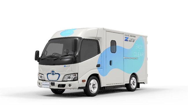 Model elektrifikasi di segmen komersial bakal semakin ramai karena produk Isuzu dan Hino bakal dirilis pada 2022.