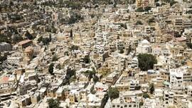 FOTO: Kota Kuning Yordania yang Masuk Daftar UNESCO