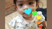 <p>La Lembah Manah lahir pada Jumat (15/11/19) di Rumah Sakit PKU Muhammadiyah Surakarta, Jawa Tengah. Nama La diambil dari singkatan 'luwes anakku', sedangkan Lembah Manah berarti rendah hati. (Foto: Instagram @janethes.galeri)</p>