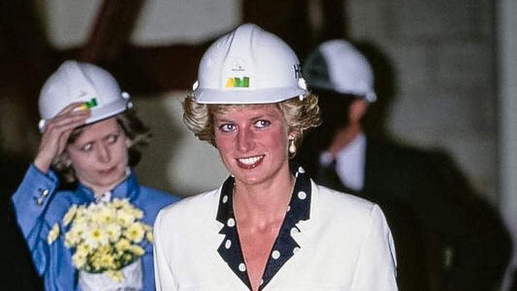 Putri Diana dan Charles