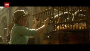 VIDEO: Box Office Hollywood Pekan Ini, Jungle Cruise