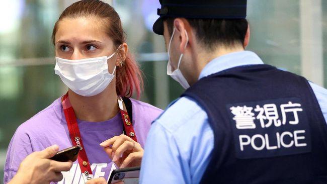 Atlet Belarus, Krystsina Tsimanouskaya menjadi pemberitaan usai dipaksa pulang dari Olimpiade Tokyo 2020.