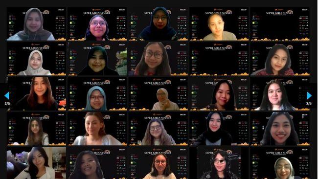Program inkubasi dari Bubu.com, Supergirls in Tech menyambut 100 mahasiswi terpilih yang akan mengikuti program selama 4 bulan ke depan.