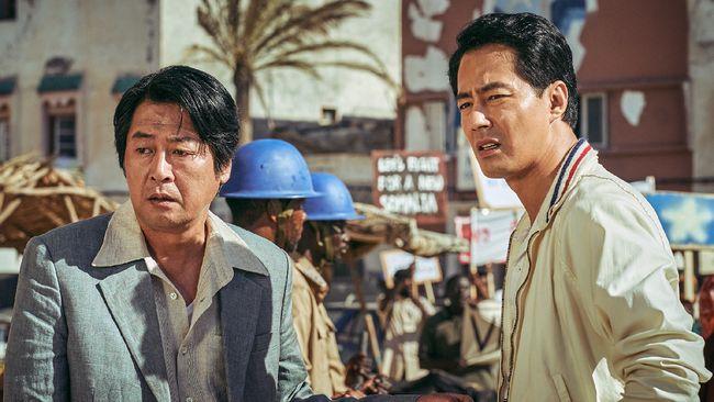 Escape from Mogadishu, film terbaru dari Ryoo Seung-wan yang menyutradarai Veteran pada 2015, meraih 1 juta penonton usai sepekan pemutarannya di Korsel.