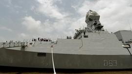 India Kirim 4 Kapal Latihan Bareng AS di Laut China Selatan