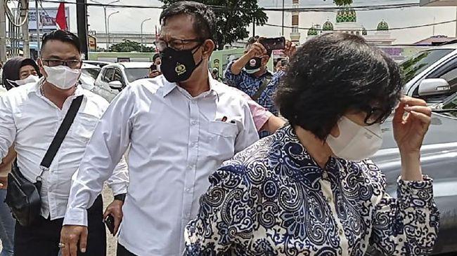Pemeriksaan kejiwaan terhadap Heriyanty dilakukan oleh psikolog dari Polda Sumsel dan juga psikolog yang ada di Jakarta.