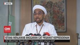 VIDEO: Istana Menjawab Anggaran Cat Pesawat Kepresidenan