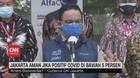 VIDEO: Anies: Zona Aman DKI Jika Positif Covid Dibawah 5%