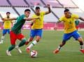 Brasil Lolos ke Final Olimpiade Tokyo Usai Menang Adu Penalti