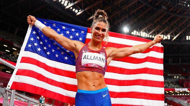 Media Amerika Serikat diprotes warganet setelah mengklaim kontingen Amerika menempati posisi puncak klasemen medali Olimpiade Tokyo 2020.