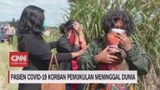 VIDEO: Pasien Covid-19 Korban Pemukulan Meninggal Dunia