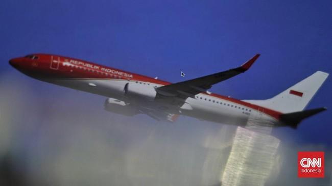 Fitra: Jokowi Perlu Minta Maaf Cat Ulang Pesawat Presiden