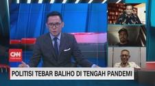 VIDEO: Politisi Sebar Baliho di Tengah Pandemi