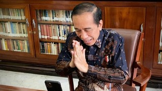 Viral Rp11 Ribu T Jokowi Kala 'Prank' Rp2 T Akidi Mencuat