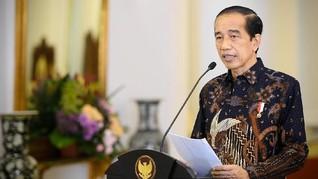 Jokowi Bakal Pakai Baja Krakatau Steel Buat Mobil Listrik