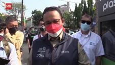 VIDEO: Anies: Kasus Aktif Di Jakarta Makin Rendah