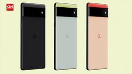 VIDEO: Google Kenalkan HP Android Baru, Pixel 6 dan 6 Plus
