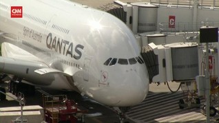 VIDEO: Qantas Tangguhkan Gaji 2.500 Karyawan Akibat Corona