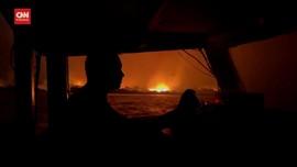 VIDEO: Langit Turki Berubah Oranye, Kebakaran Semakin Meluas