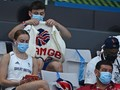FOTO: Aksi Lincah Tom Daley Merajut di Tribun Olimpiade