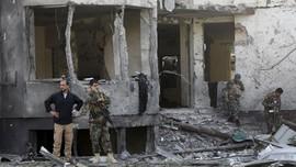 3 Orang Luka Dalam Ledakan Dekat Kantor Intelijen Afghanistan