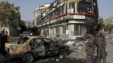 ISIS Klaim Bom yang Targetkan Anggota Taliban di Jalalabad