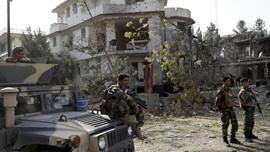 Korban Tewas Bom di Rumah Menhan Afghanistan Jadi 8 Orang