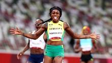 Thompson-Herah, Sprinter Jamaika Pencetak Sejarah Olimpiade